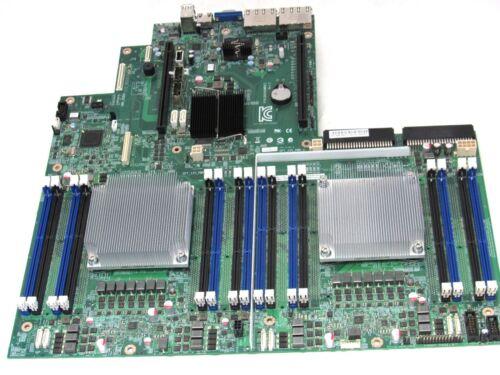 Intel S2600G Server Motherboard with heatsinks Q1 Z//L