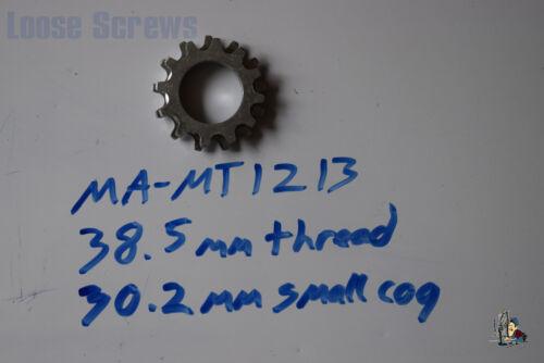 "Maillard NOS Bicycle 700 Freewheel /""MT/"" 7 speed 12T /& 13T threaded Cog"