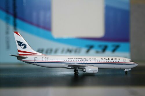 Panda Model 1400 China Southwest Boeing 737800 B2161 PM4B2161 Model Plane