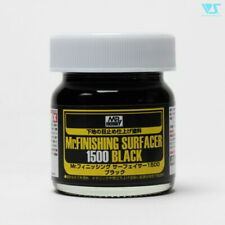 GSI Creos SF288 Mr. Hobby Finishing Surfacer Black 1500 Primer 40ml USA