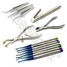 Implante Dental PDL LUXATING raíz elevadores Soporte holding Pinzas De Ortodoncia