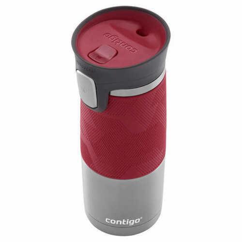 PICK color Contigo Autoseal Grip 16oz Travel stainless steel Mug