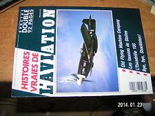 Histoires Vraies de l'Aviation n°22 Shackleton Foynes Esc.10S MB-326 BV-222 Vik.