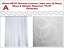 Shower-Curtains-Liners-with-12-Rings-Mold-amp-Mildew-Resistant-Odorless-71-034-x71-034 縮圖 2