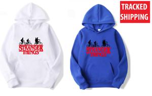 Felpa-sweatshirt-Hoodie-unisex-Stranger-Things-more-colour-netflix