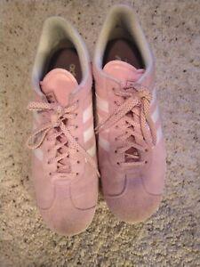 adidas gazelle rosa mujer