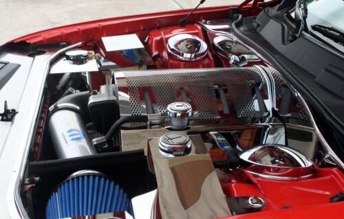 153026 Chrysler 300 SRT 8 Plenum Cover Perforated 6.1L 2008-2011