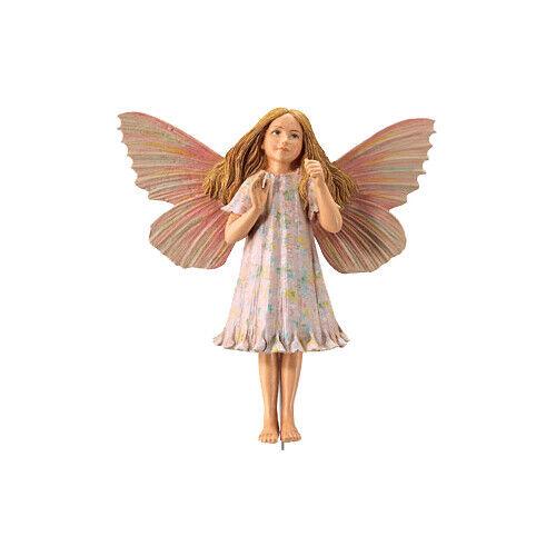 Flower Fairy Schafgarbe Deko Figur Elfe Fee Blumenkind NEU