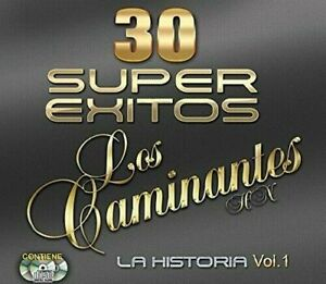 30-Exitos-By-Caminantes-CD-W-or-w-O-CASE-EXPEDITED-WITH-CASE