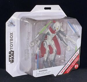 "Disney Star Wars Toybox Series #21 General Grievous 5"" Figure Collectible"