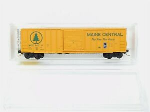 N-Scale-MTL-Micro-Trains-25020-MEC-Maine-Central-50-039-Rib-Side-Box-Car-31011