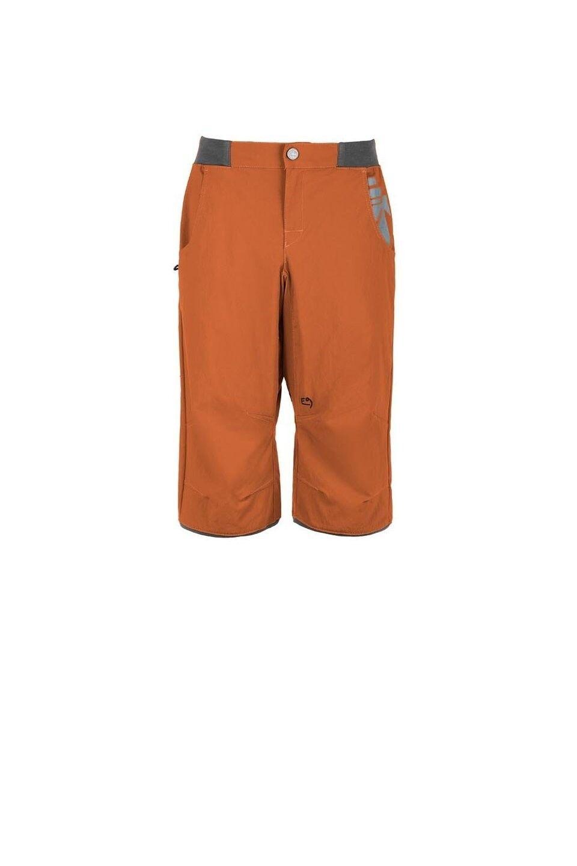 E9 3q-art Pantalones 3 4 Largos Pantalones para Escalar para Hombre Ladrillo