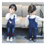 26-style-Kids-Baby-Boys-Girls-Overalls-Denim-Pants-Cartoon-Jeans-Casual-Jumpers thumbnail 55