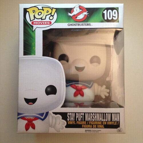 Funko Pop Ghostbusters - Stay Stay Stay Puft Marshmallow Man (109) 6100d9