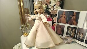 MARGARET-Madame-Alexander-14-034-1948-034-GOOD-FAIRY-034-ORIG-TAG-GOWN-CROWN-WAND-WINGS