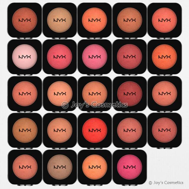 "1 NYX High Definition Powder Blush - HDB ""Pick Your 1 Color"" *Joy's cosmetics*"
