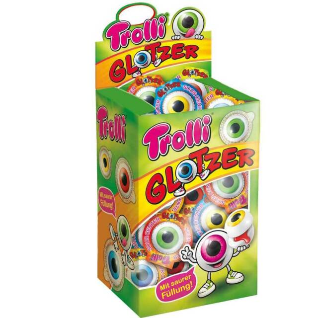 Food  Snacks Trolley eye Jelly Trolley GLOTZER Youtube Popular Brand