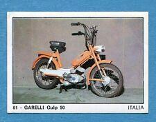 MOTO 2000 - Panini 1972 -Figurina-Sticker n. 81 - GARELLI GULP 50 -Rec