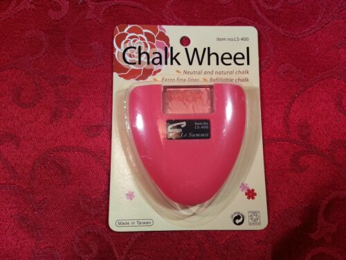 """Chalk Wheel Tailors Crafts Quilting Fabric Sewing Notions /"""" Pick Your Color /"""""""