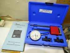 Central Tools Dial Indicator Set 1 Range 001 6410 Machinist Tool Clean Nice