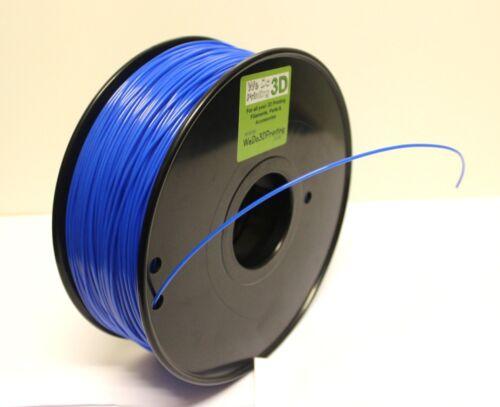 1Kg /& 0.5Kg -25 Colours Unimaker Reprap 3D Printer Filament ABS 3mm