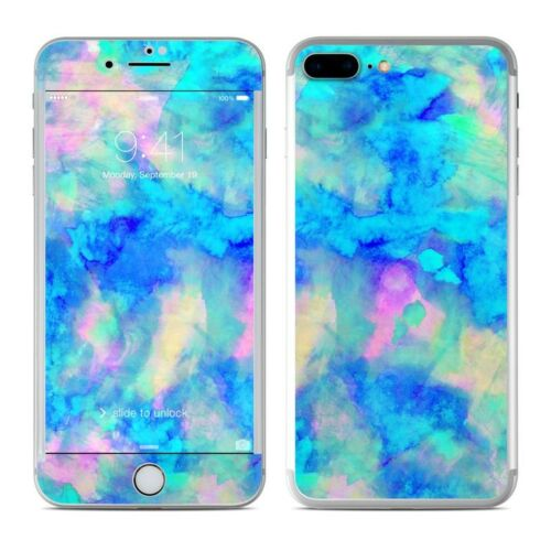 iPhone 7 Plus Skin Electrify Ice Blue by Amy Sia Sticker Decal