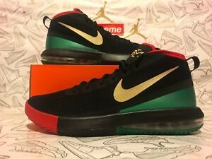 Details about New NIKE AIR MAX DOMINATE BHM PROMO AQ9772 001 BLACK HISTORY EQUALITY SZ 15.5