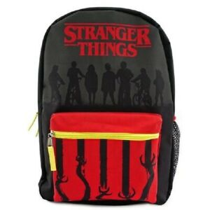 Funko-Stranger-Things-Black-amp-Red-Demonagorgan-Claws-Kids-Outline-Backpack-NWT