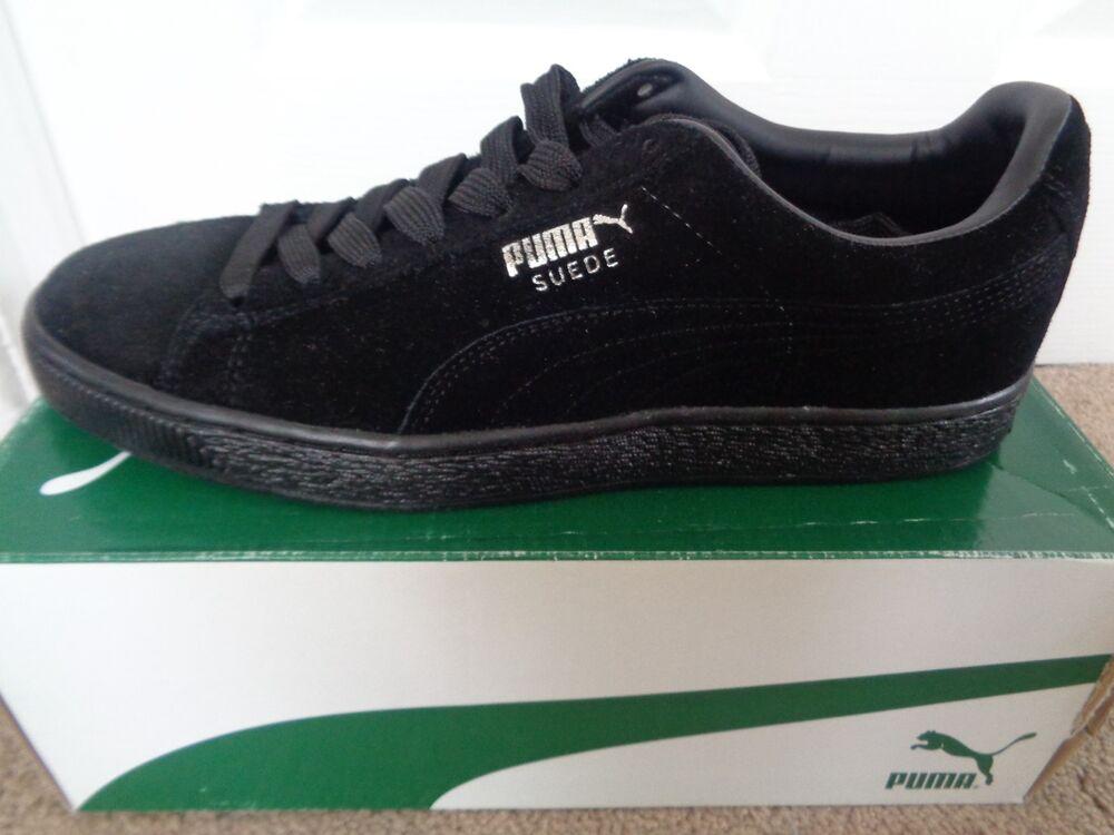 Puma Daim Classique Unisexe Baskets Sneaker 352634 77 UK 6.5 EU 40 US 7.5 Neuf + Boîte-