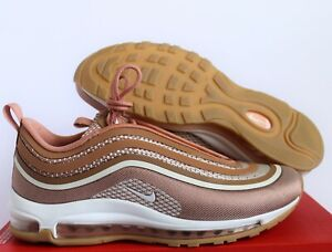 Nike AIR MAX 97 Ultra 17 'Rose Gold' 917704 600: