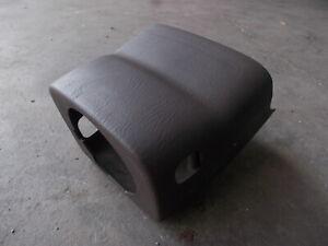 TOYOTA ARISTO JZS147 2JZ-GTE steering column cover brown 45287-30590 #80E