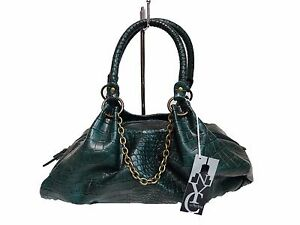 Image Is Loading Nwt Nyc By Perlina Satchel Bag W 2