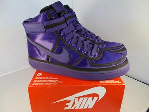 NIKE-Vandal-High-Supreme-QS-Purple-Basketball-Shoes-Men-039-s-Sz-11-US-New-In-Box