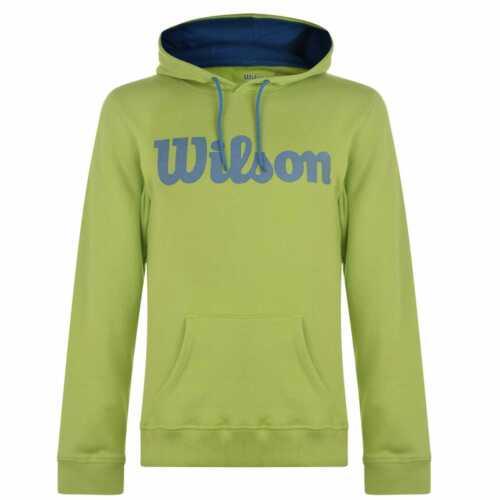 Wilson Homme Coton Sweat à capuche OTH Hoody à Capuche Haut à manches longues léger Kangaroo