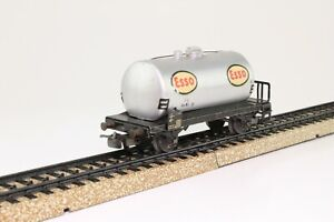 Marklin-4501-h0-chaudiere-VOITURE-ESSO-wagons-de-la-DB
