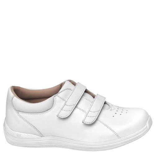 DREW Lotus - Size 7.5 W - Women's Casual shoes - White Calf WORN