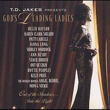 Jakes, T.D.: Gods Leading Ladies  Audio Cassette