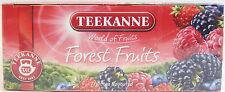 Teekanne FOREST FRUIT Tea - 20 tea bags- Made in Germany