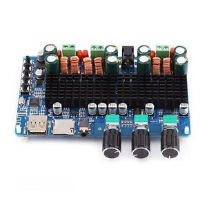 TPA3116-2x50W-100W-2-1-CH-Bluetooth-Digital-Subwoofer-Power-Amplifier-Board-wtt