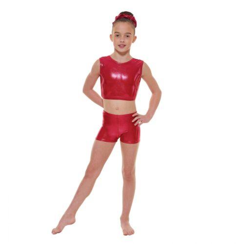 GYMNASTICS NYLON LYCRA SHINE HIPSTER MICRO SHORTS IN 8 COLOURS DANCE