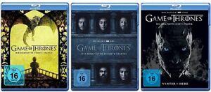 Game of Thrones Staffel 5-7 (5+6+7) Blu-ray Set NEU OVP