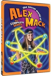 The Secret World of Alex Mack: The Complete Series [New DVD]