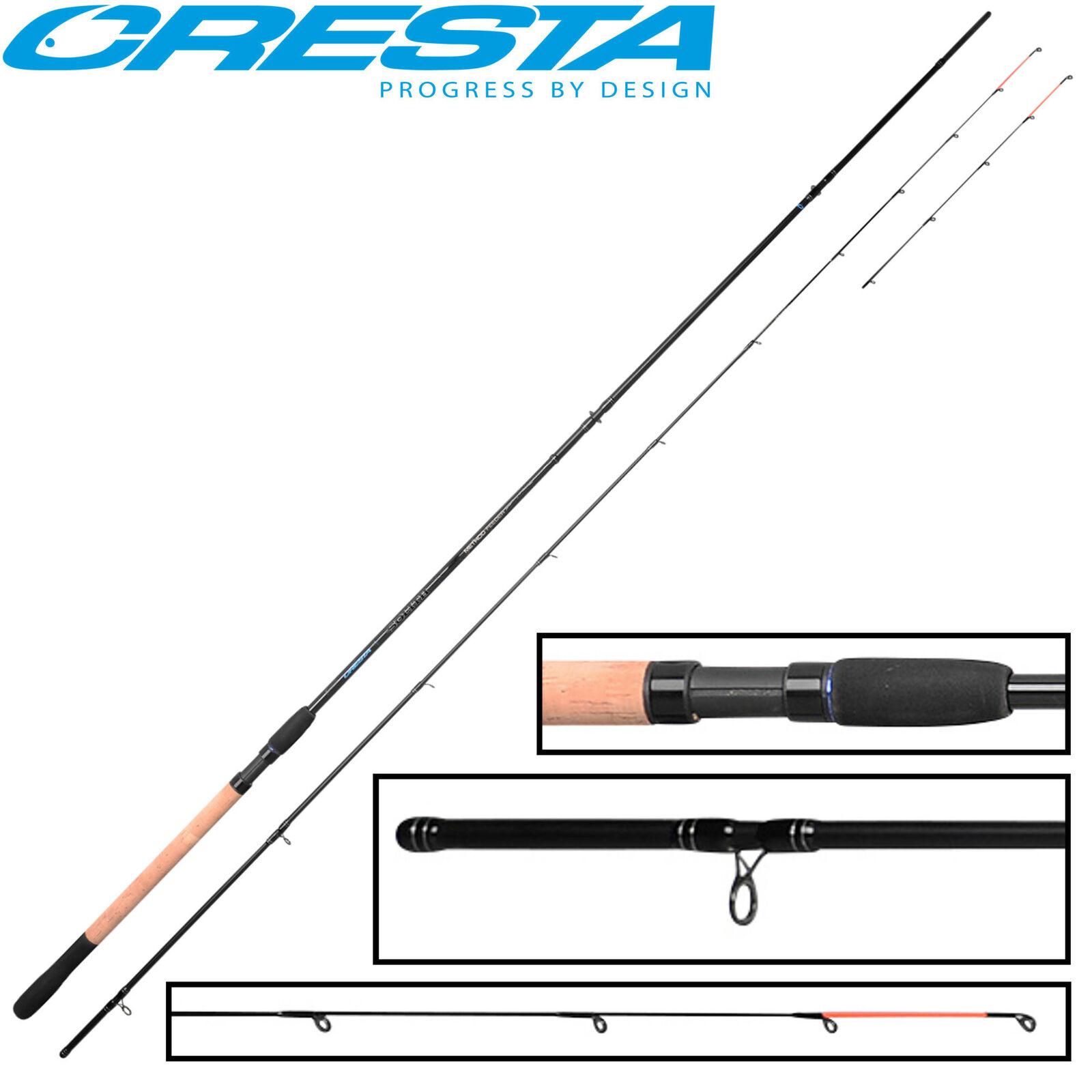 Cresta Solith Method Feeder 3 30m 60g Feederrute Futterkorbrute für Friedfische