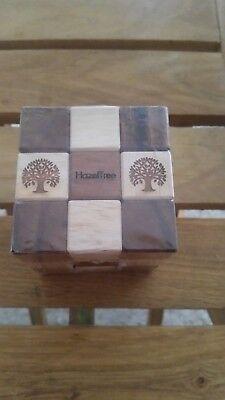 Albero Di Nocciole Cubo Puzzle Serpente 7.5cm (3 Pollici)-mostra Il Titolo Originale