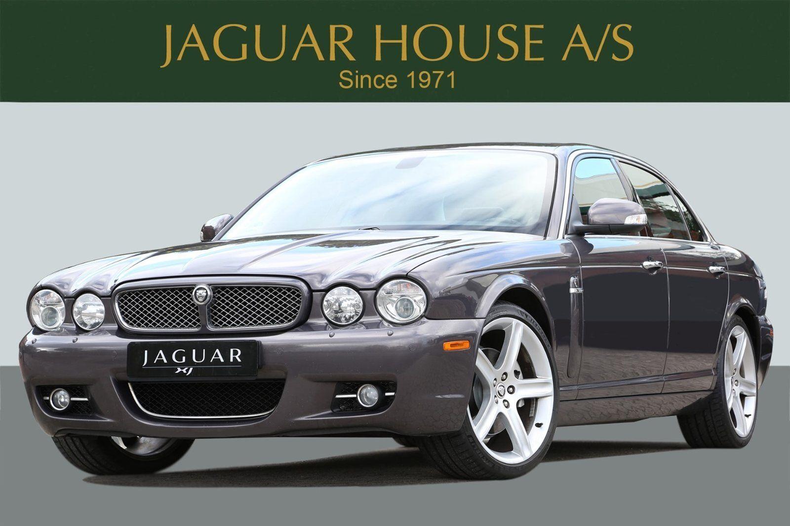 Jaguar XJ6 2,7 D Executive aut. 4d