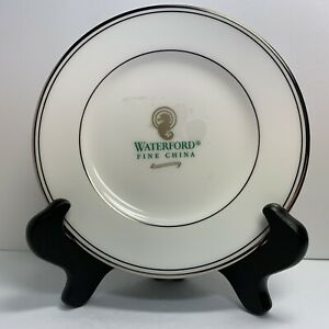 WATERFORD-Fine-China-KILBARRY-PLATINUM-6-034-Bread-amp-Butter-Plate-118262-NEW