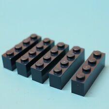 50Stk 3010-08 LEGO® Bricks Darkblue Dunkelblau - Stein 1x4