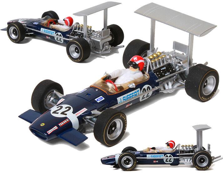 Scalextric - Lotus Type 49 N°22 - JO Siffert 1968 (C3413) - NEW   RARE