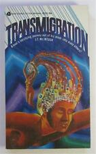 TRANSMIGRATION J  MCINTOSH 1970 AVON #V2375 1ST ED PAPERBACK PBO