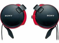 Sony Earphone with Retractable Cables MDR-Q38LW Black F/S